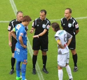 Jelle Vossen -  leading Genk again