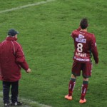 Zulte Waregem's Thorgan Hazard - goal and assist