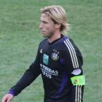 Lucas Biglia - went from Anderlecht to the World Cup final. (copyright John Chapman)