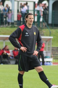 Daniel Van Buyten - returning to the World Cup stage after 12 years absence (copyright -John Chapman)