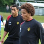 Axel Witsel will have more freedom tonight. (copyright John Chapman)