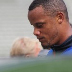 Captain Kompany - strong man in the set-up but could be missing from the action again.