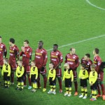 Zulte Waregem - leading the pack after dramatic win