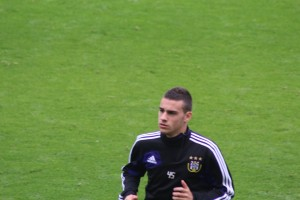 Massimo Bruno - a rising star at Anderlecht