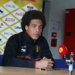 Axel Witsel - could lead Wallonia (copyright John Chapman)