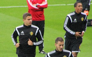 Anderlecht will be expecting a lot from Leander Dendoncker and Youri Tielemans (copyright John Chapman)